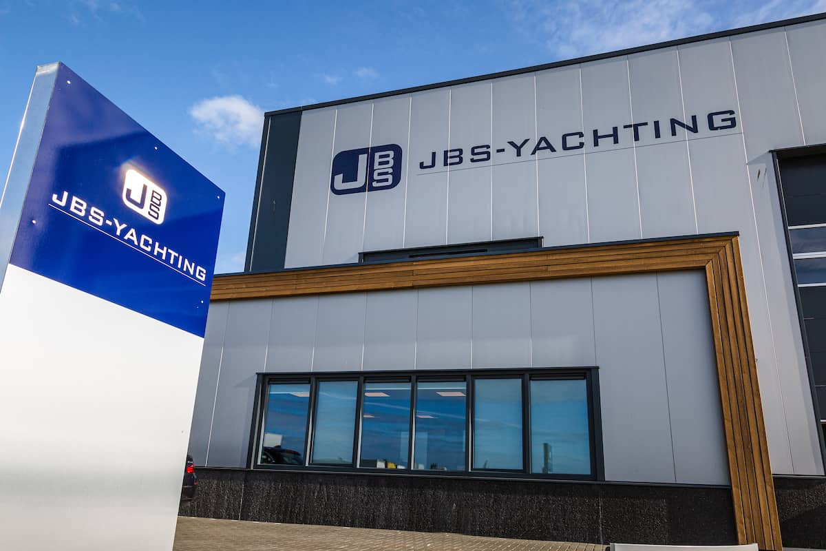 Bedrijfspand JBS Yachting
